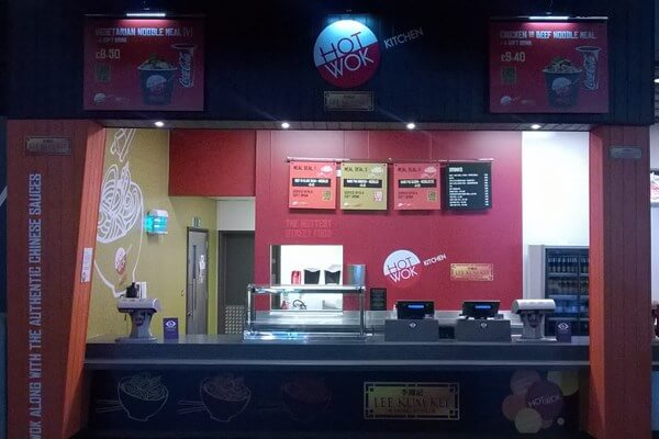 Hot Wok launches at Genting Arena