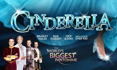 Barclaycard Arena is bringing the World's Biggest Panto to Birmingham!