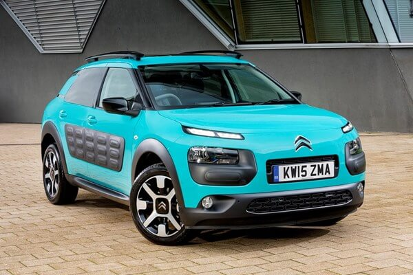 Citroën become the official automotive partner at Barclaycard Arena