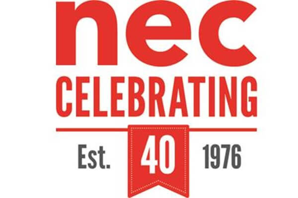 NEC celebrates 40 years of loving live events