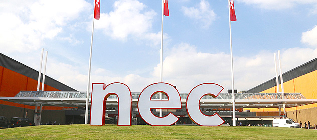THE NEC ENGLAND