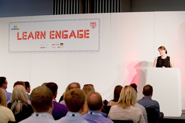KATHRYN JAMES OPENS THE THIRD ANNUAL NATIONAL EXHIBITOR MASTERCLASS