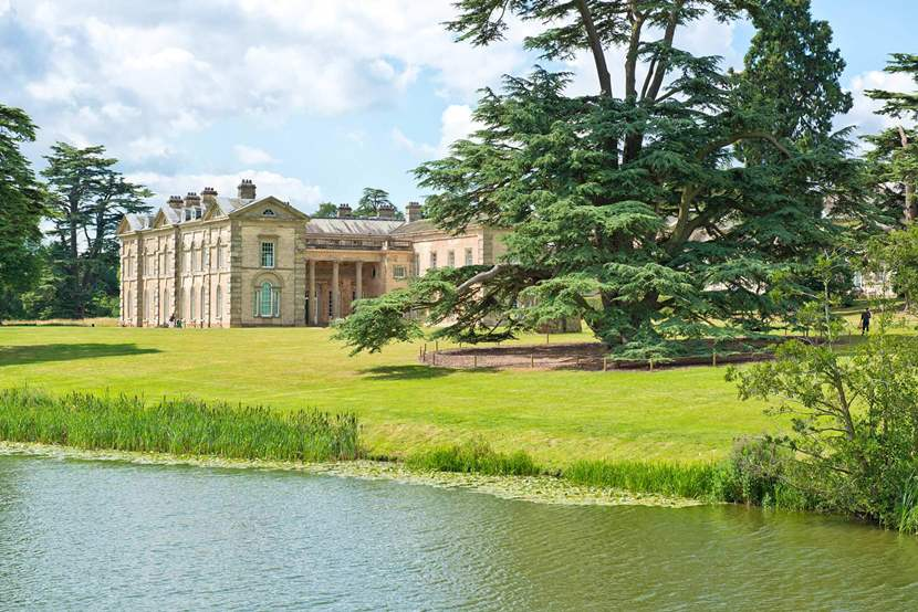Award-winning art gallery Compton Verney