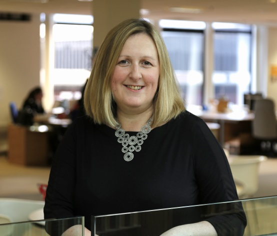 Alison Kirk, Head of Marketing for Amadeus