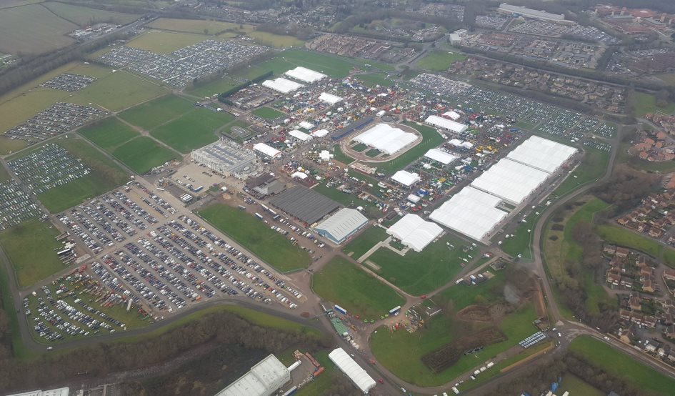 East of England Arena and Event Centre