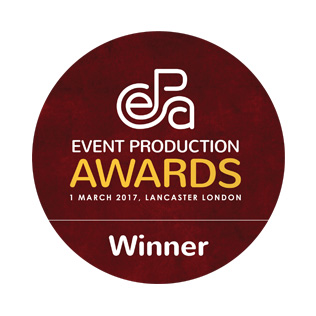 Best Ticketing Company: Event Production Awards