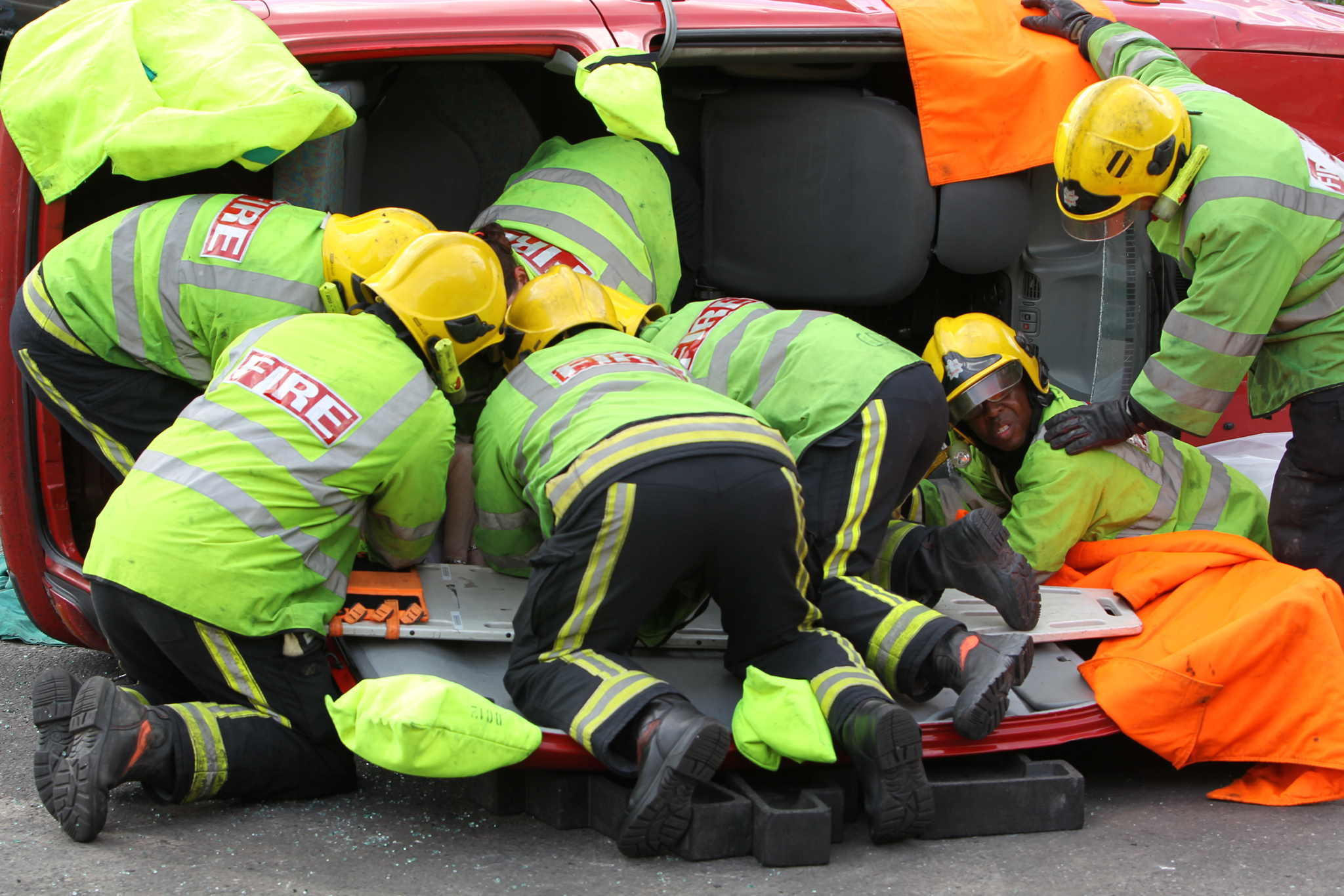 West Midlands Fire Service will run an Extrication Challenge at The Emergency Services Show hosted at the NEC this year