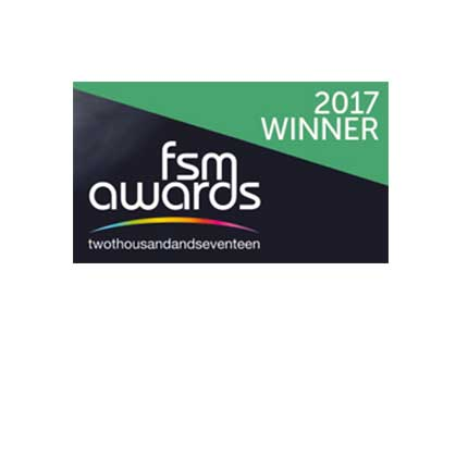 Contract Caterer Award And Senior Executive Of The Year: FSM Awards award image