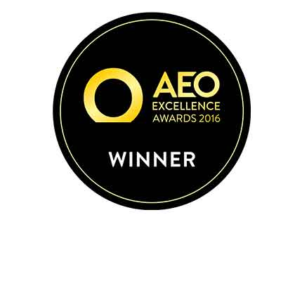 Venue of the Year: AEO Excellence Awards award image