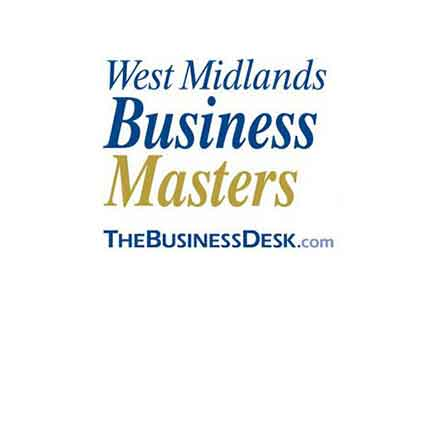 Large Business of The Year: West Midlands Business Masters Awards  award image