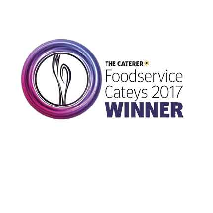 Catering Manager of the Year Award Foodservice Cateys award image