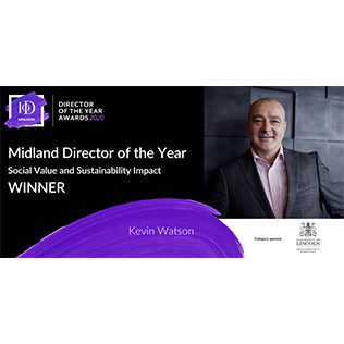 Institute of Directors: Midland Director of the Year