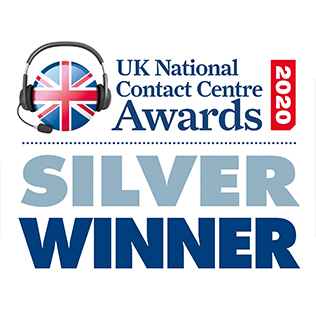 UK National Contact Centre Awards: Silver Manager of the Year
